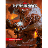 D&D Player's Handbook A Core Rulebook