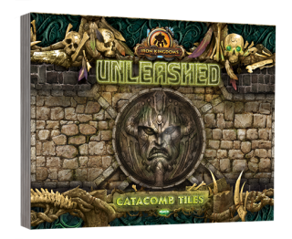 Iron Kingdoms Full Metal Fantasy RPG: Unleashed - Catacomb Tiles