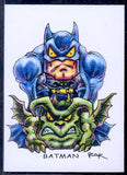 "Batman 3 ""Trading Card  Art"" by RAK"