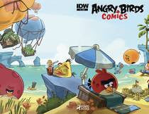 Angry Birds Comics #3 VF/NM