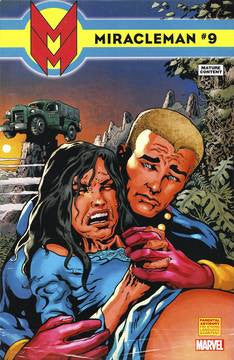 Miracleman #9 VF/NM
