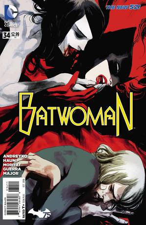 Batwoman #34 VF/NM