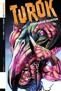 Turok Dinosaur Hunter #7 VF/NM