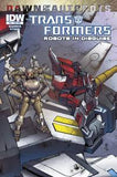 Transformers Robots In Disguise #33 Subs. Variant VF/NM