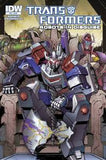 Transformers Robots In Disguise #34 Dawn O/T Autobots VF/NM