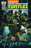 TMNT New Animated Adv. #17 Subs. Var VF/NM