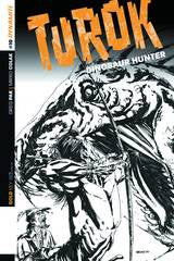 Turok Dinosaur Hunter #10 10 Copy Sears B&W INCV VF/NM
