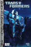 Transformers #37 Days Of Deception Subs. Var VF/NM