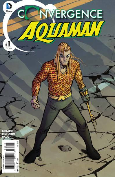 Convergence Aquaman #1 (of 2) VF/NM
