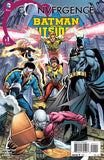 Convergence Batman & Outsiders #1 of 2 VF/NM