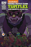 TMNT New Animated Adventures #22 Subs Var VF/NM