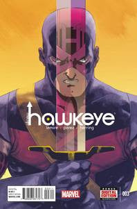 All New Hawkeye #3 VF/NM