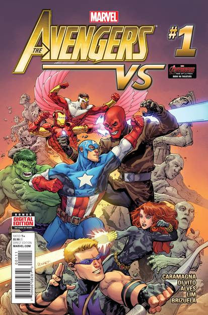 Avengers VS #1 VF/NM
