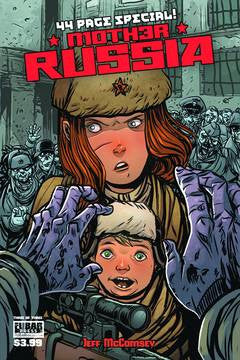 Fubar Mother Russia #3 (of 3) VF/NM