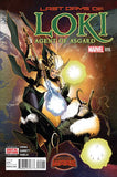 Loki Agent Of Asgard #15 SWA VF/NM