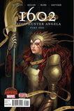 1602 Witch Hunter Angela #1 SWA VF/NM
