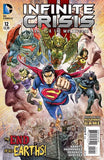 Infinite Crisis Fight For The Multiverse #12 VF/NM