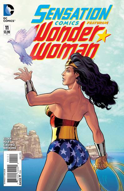 Sensation Comics Feat. Wonder Woman #11 VF/NM