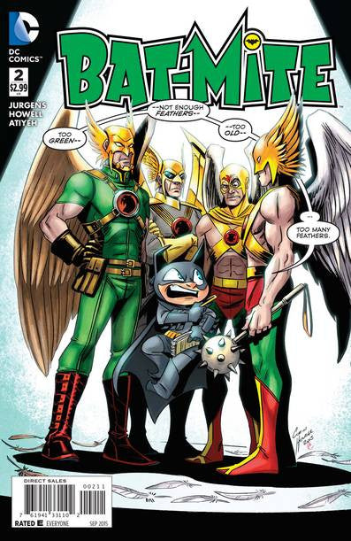 Bat Mite #2 (OF 6) VF/NM
