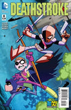 Deathstroke #8 Teen Titas Go Var Ed. VF/NM