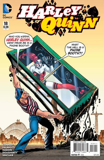 Harley Quinn #18 VF/NM