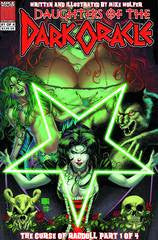 Daughters Of The Oracle #1 (of 4) Curse Of The Ragdoll