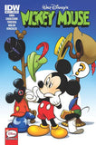 Mickey Mouse #2 Subs Var VF/NM