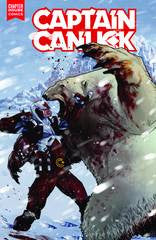 Captain Canuck 2015 Ongoing #4 VF/NM