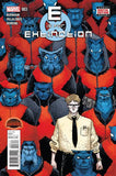 E Is For Extinction #3 SWA VF/NM