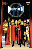 House Of M #1 SWA VF/NM