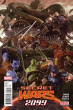Secret Wars 2099 #5 (of 5) SWA VF/NM