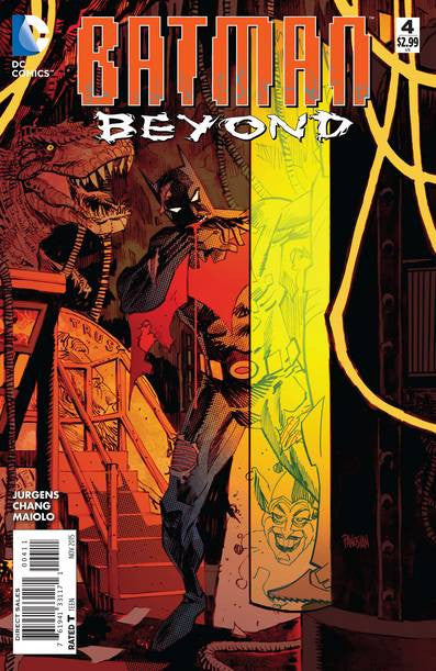 Batman Beyond #4 VF/NM