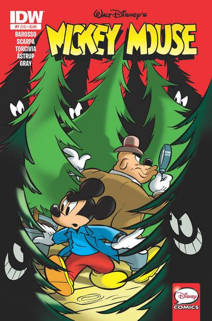Mickey Mouse #7 VF/NM