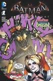 Batman Arkham Knight Batgirl & Harley Quinn #1 VF/NM