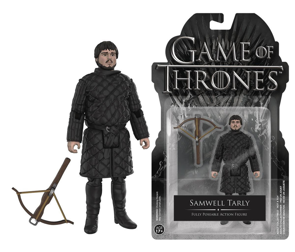 Game of Thrones Samwell Tarly Fig.