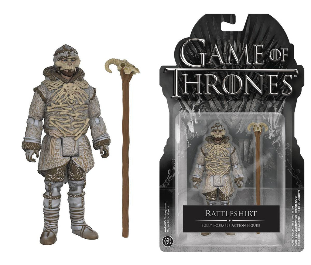 Game of Thrones Lord of Bones (Rattleshirt) Fig.