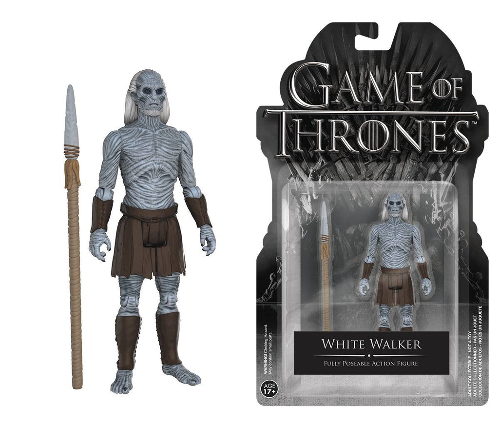 Game of Thrones White Walker Fig.