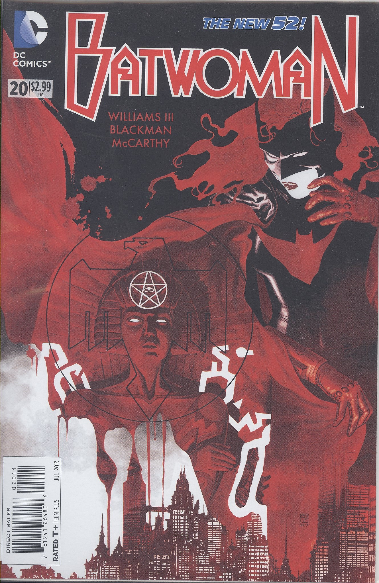 Batwoman #20 VF/NM