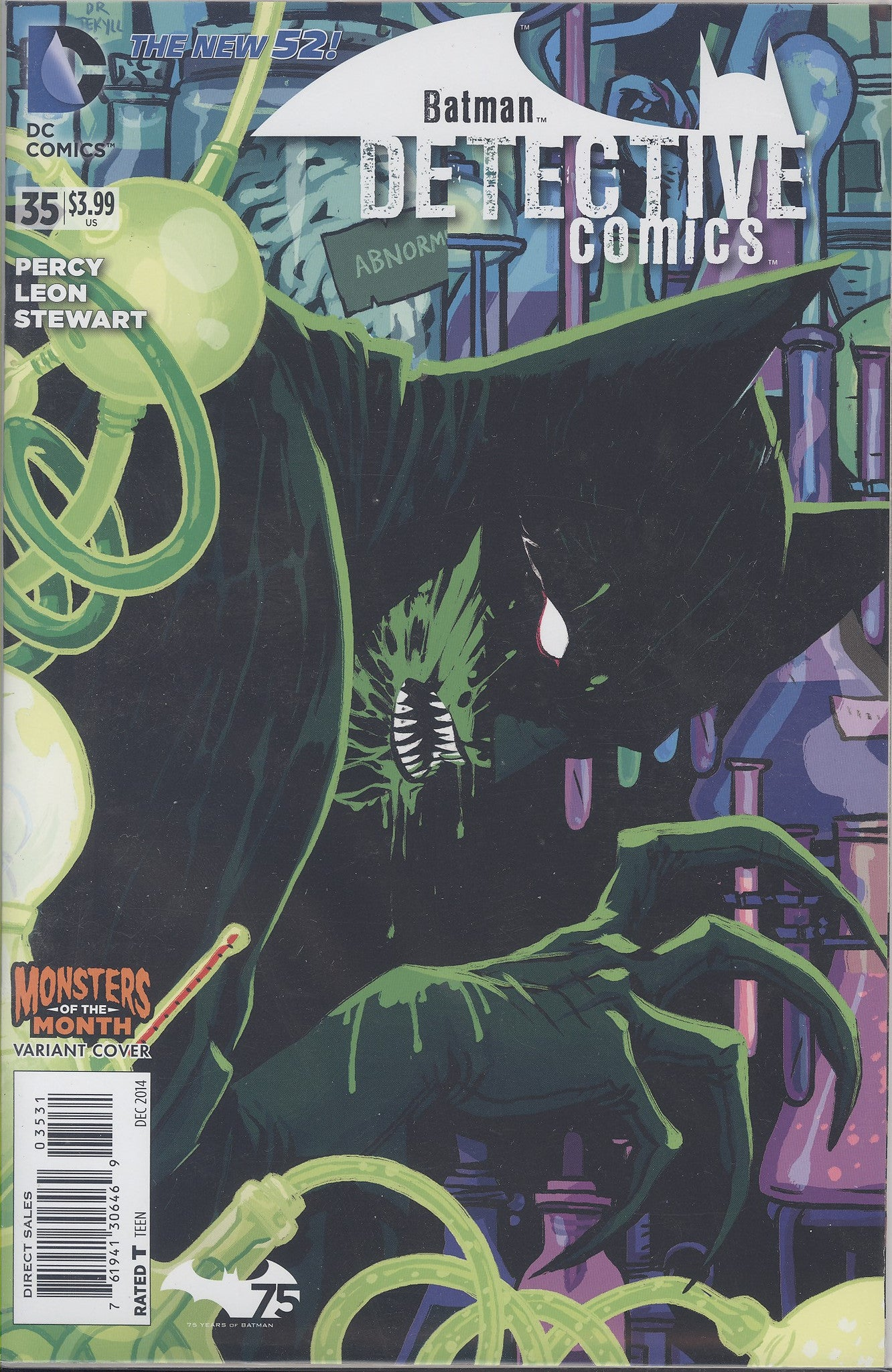 Detective Comics #35 Monsters Var VF/NM