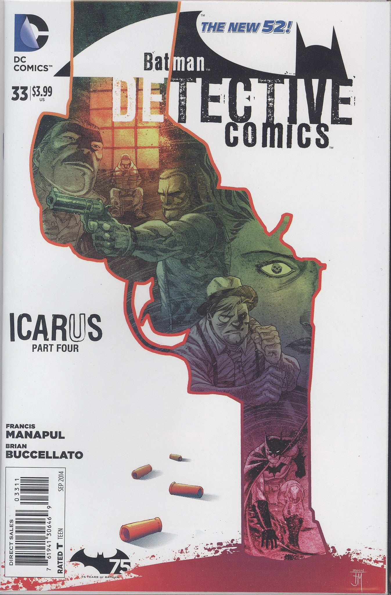Detective Comics #33 VF/NM