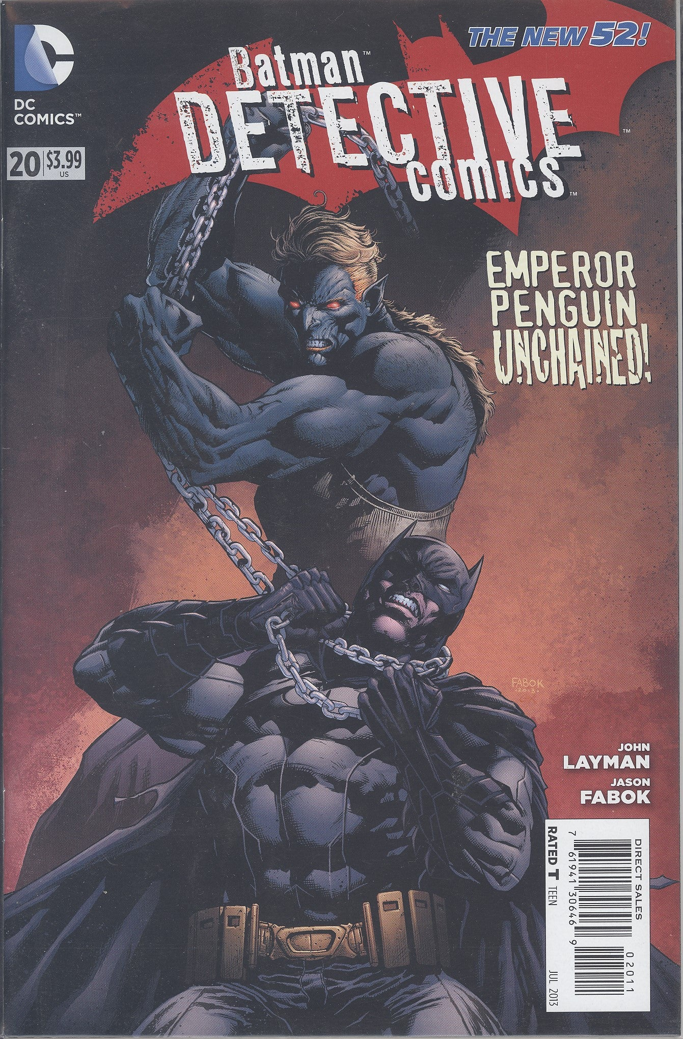 Detective Comics #20 VF/NM