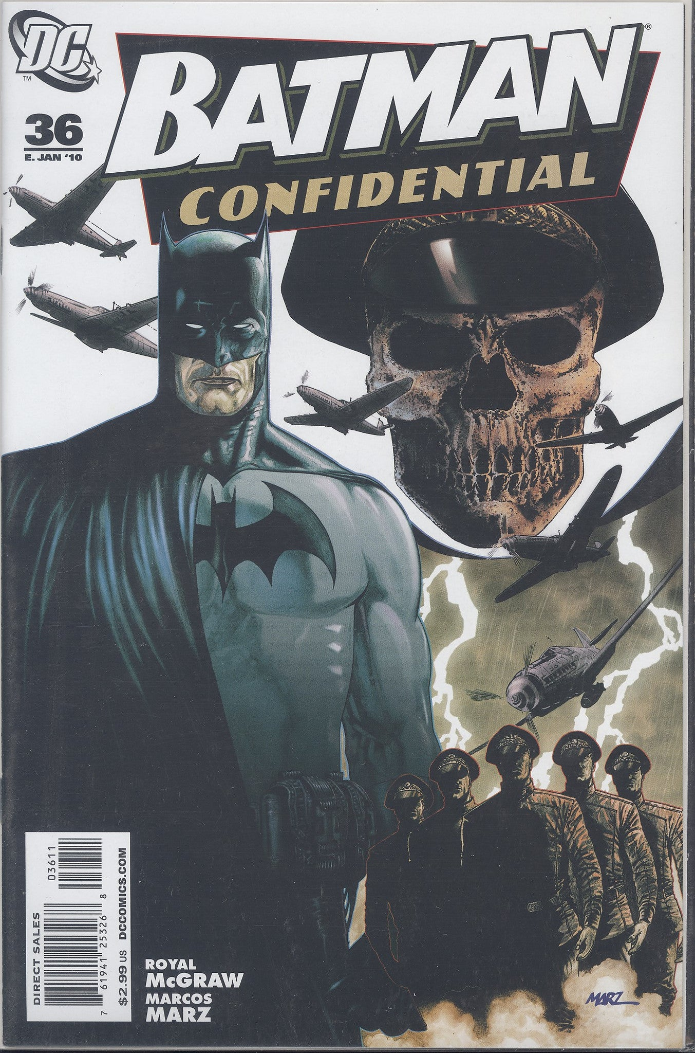 Batman Confidential #36 VF/NM