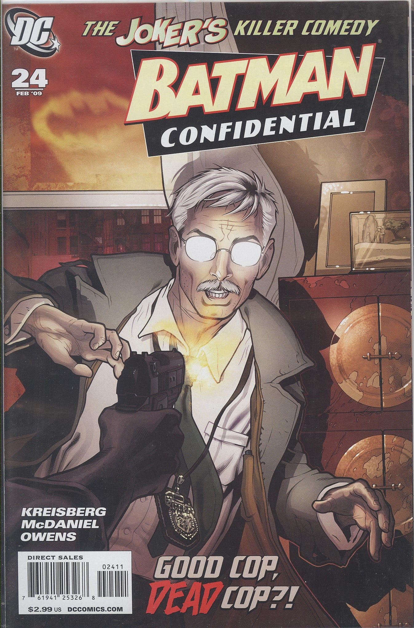 Batman Confidential #24 VF/NM