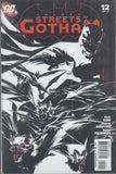 Batman Streets of Gotham #12 VF/NM