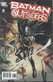 Batman and the Outsiders #8 VF/NM