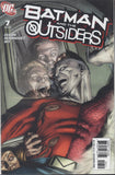 Batman and the Outsiders #7 VF/NM