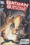 Batman and the Outsiders #5 VF/NM