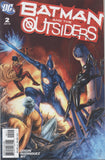 Batman and the Outsiders #2 VF/NM