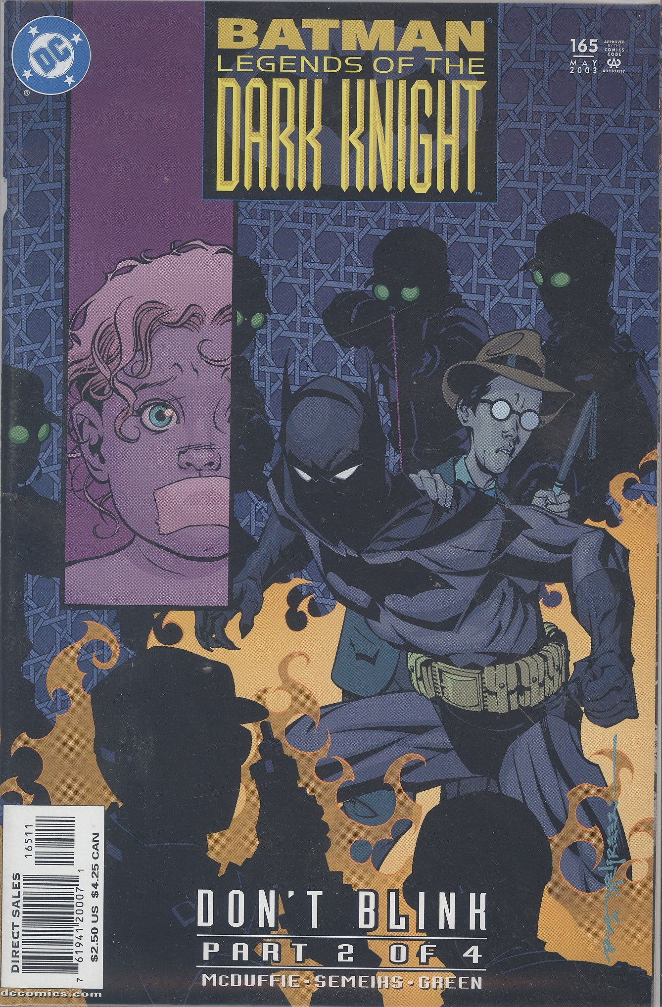 Batman Legends of the Dark Knight #165 VF/NM