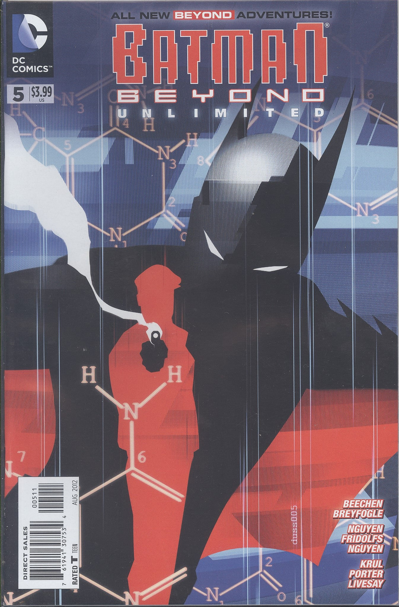 Batman Beyond Unlimited #5 VF/NM